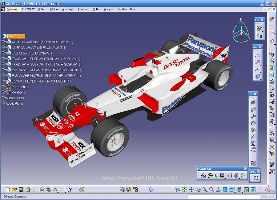 Applying logos to a part httptoyotatf105eemodelisat1catiav5g sciox Gallery